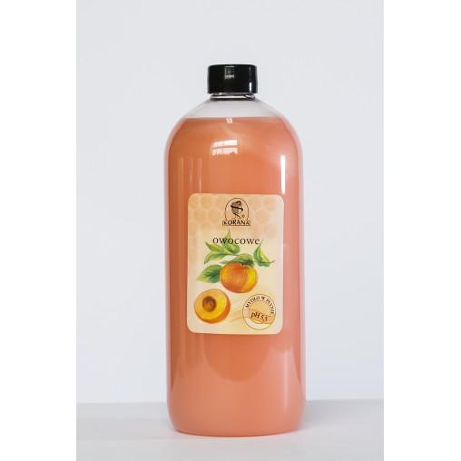 Mydło owocowe