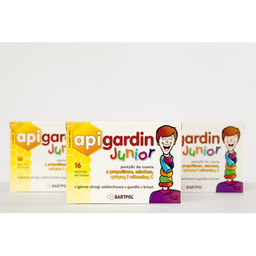 API GARDIN Junior